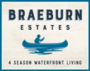 Braeburn Estates – Waterfront Building Lots Ottawa Logo