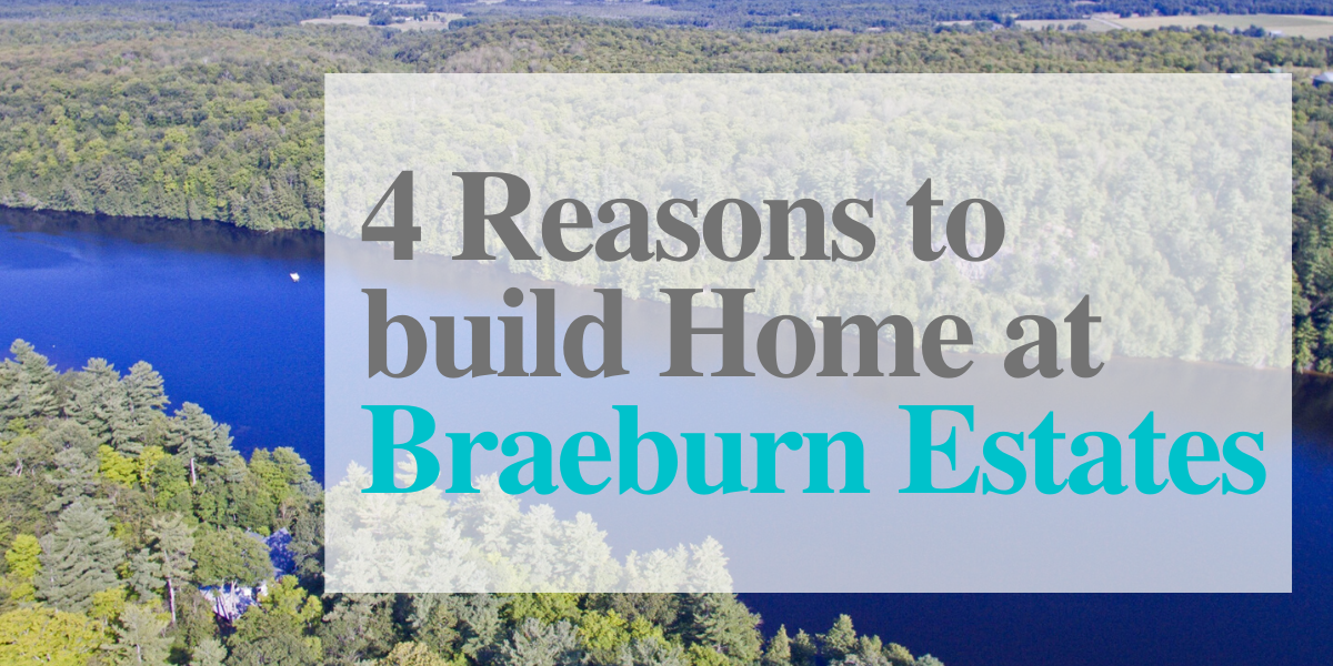 reason to build waterfront home